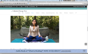 """""""Build Your Endurance With Breath of Fire"""""""