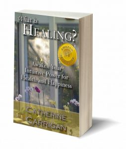 What is Healing book Cover