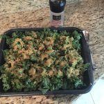 """""""Kale Chips with Nutritional Yeast """""""