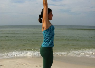 Arm Stretch Overhead 02
