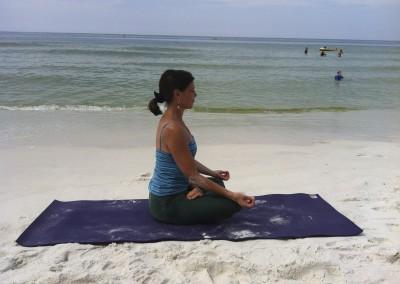 Meditation in Full Lotus 01