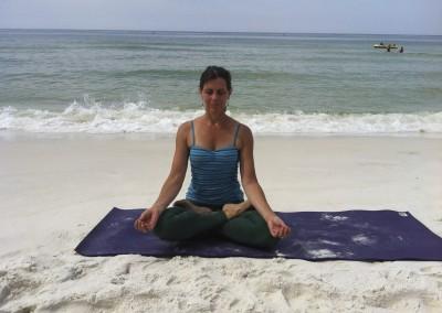 Meditation in Full Lotus 02
