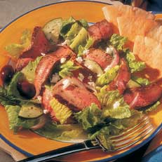 Greek Beef Salad