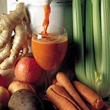 Juicing the Total Fitness Way