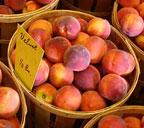 Catherine's Raw Food Peach Pie
