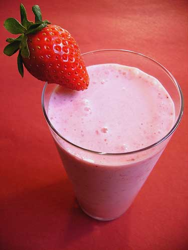 JB's Politically Incorrect High-Fat Hunger-Stopper Smoothie